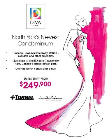 Diva Condos North York